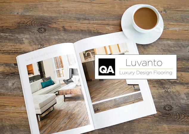 QA Flooring Luvanto