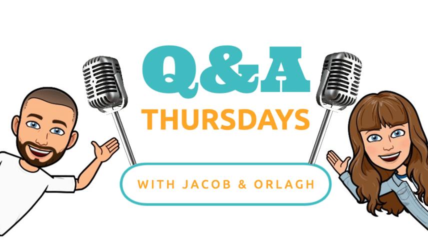 Q&A Thursdays