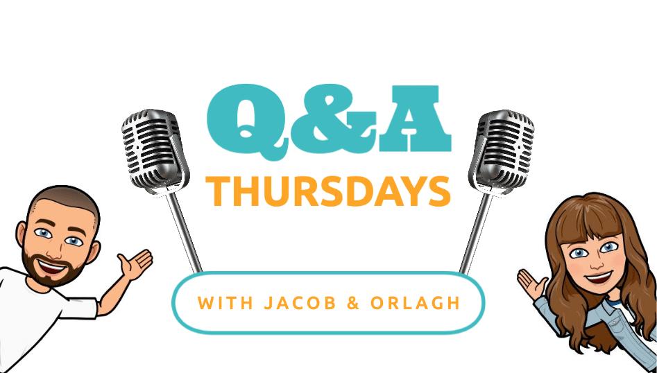 Q&A Thursday Episode 3